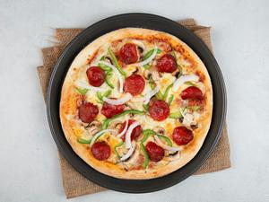Drivu Pepperoni Supreme Pizza