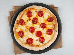 Drivu Hawaiian Pepperoni Pizza