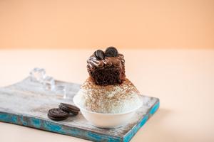 Drivu Chocolate Bingsu