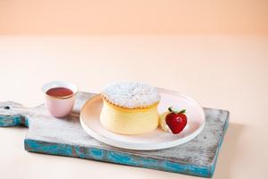 Drivu Japanese cheesecake
