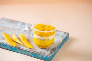 Drivu Mango Cake