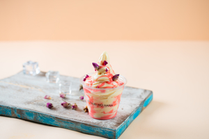 Drivu Rose Ice Cream