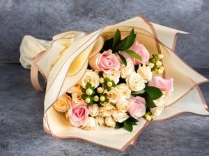 Drivu Pastel Bouquet
