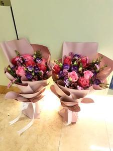 Drivu Twin Bouquet