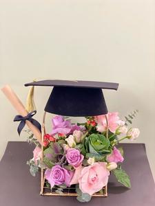 Drivu Graduation Golden Stand
