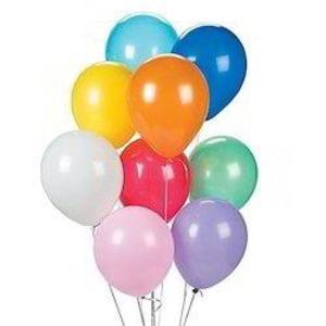 Drivu Rubber Balloons (15 pieces)