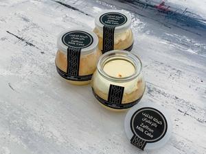 Drivu Saffron Milk Cake Jar