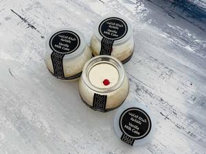 Drivu Vanilla Milk Cake Jar