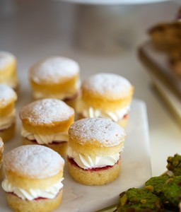 Drivu Victoria Cake Mini (4Pcs )
