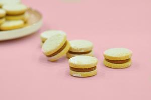 Drivu Alfajor Cookies (12pcs)
