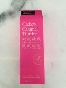 Drivu Cashew Caramel Truffles