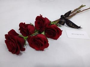 Drivu Red Rose Stems