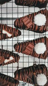Drivu Chocolate slice cake