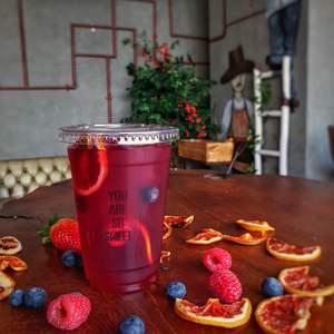 Drivu Honey Berry Ice Tea