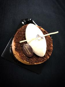 Drivu Dulcey caramel oreo cheesecake