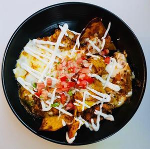 Drivu Tortilla chips & chili
