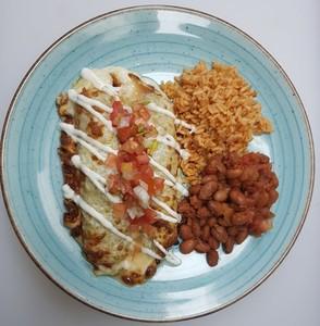Drivu Enchilada chicken