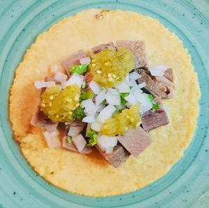Drivu Lengua taco