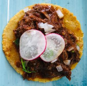 Drivu Barbacoa taco