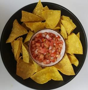 Drivu Tortilla & salsa