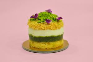 Drivu Kunafa Rice Pudding