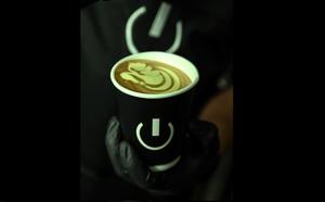 Drivu Pistachio Latte Hot