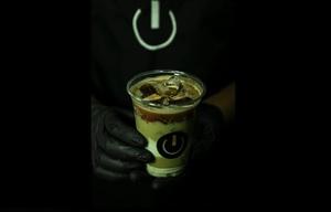 Drivu Pistachio Latte Cold