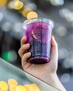 Drivu Lavender Iced Tea