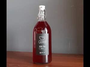 Drivu Ice Tea Bottle (500ml)