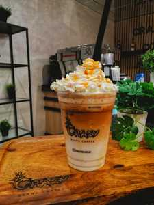 Drivu Iced Vanilla Mocha Latte