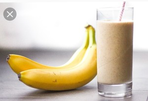 Drivu Banana Smoothie