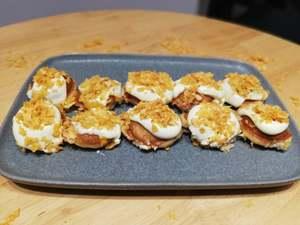 Drivu Cheese & Chips Mini Pancake
