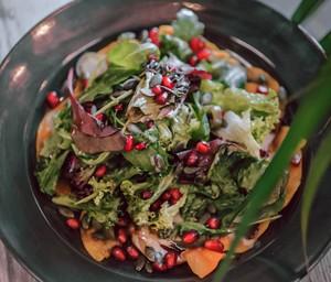 Drivu Butternut Squash Salad