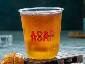 Drivu Mango Ice Tea