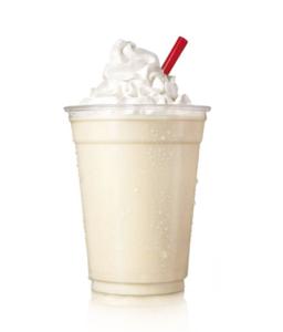 Drivu Vanilla Milkshake