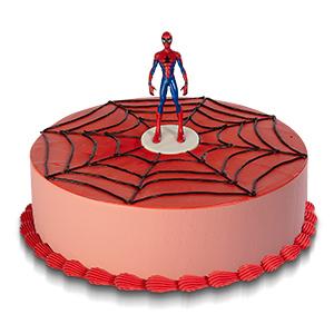 Drivu Spider-Man (Character Cake)