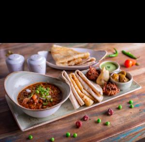 Drivu Indian Single Breakfast