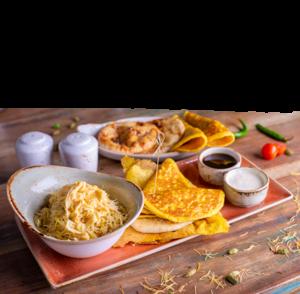 Drivu Emirati Single Breakfast