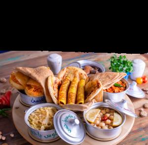Drivu Emirati Breakfast Sharing