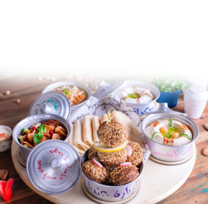 Drivu Arabic Breakfast Sharing