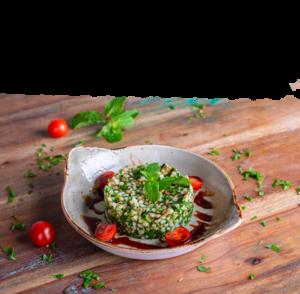 Drivu Harees Salad