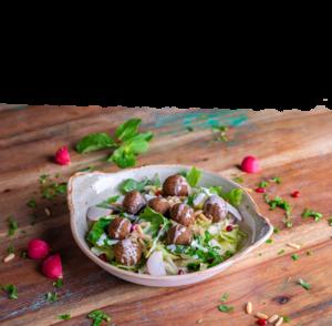 Drivu Falafel Salad