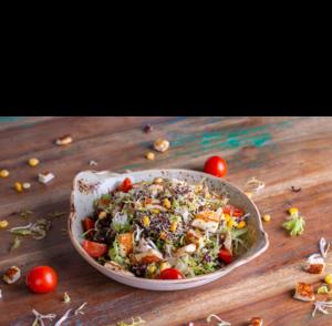 Drivu Ndemk Salad