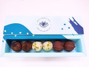 Drivu Small Truffles Box (6 pieces)