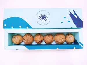 Drivu Mini Nutella Cookies Box (6 pieces)