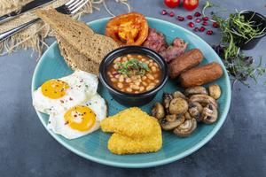 Drivu The Breakfast Delight