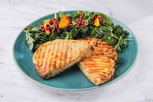 Drivu Grilled cheese Sandwich (V)