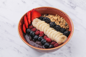 Drivu Mixed Fruit Acai Bowl (VG) (N)