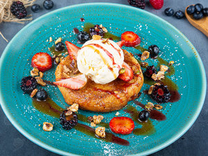 Drivu Salted Caramel French Toast