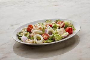 Drivu Seafood Salad